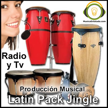 Latin Pack Jingle