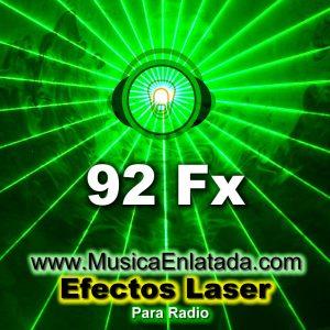 Efectos Laser Para Radio
